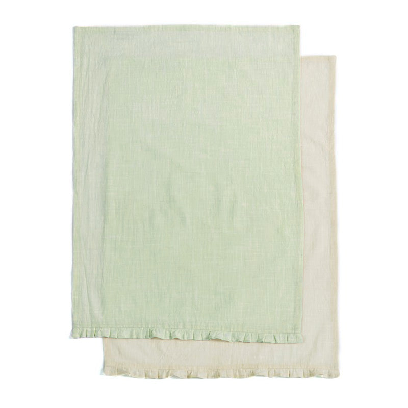 Frilly Tea Towels