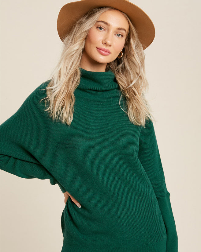 Slouch Neck Dolman Top