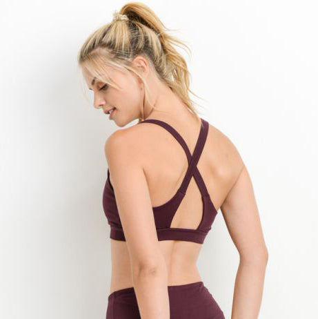 Crisscross Sports Bra