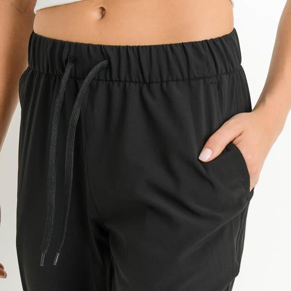 Essential Drawstring Joggers