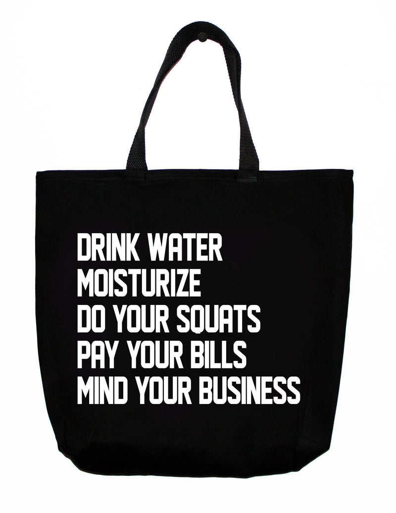 The Basics Tote Bag