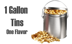 1 Gallon Tins (Single Flavor)