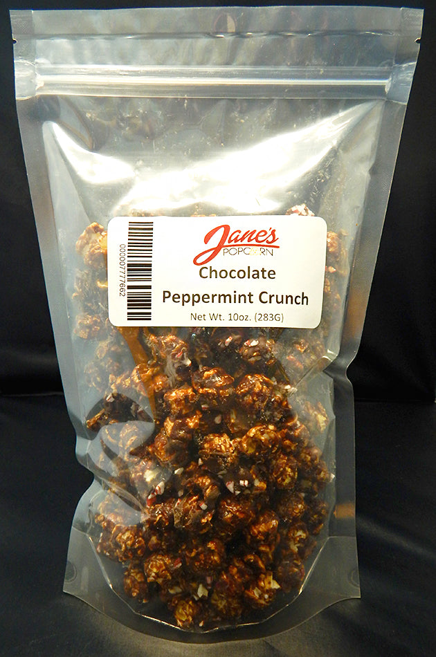 Chocolate Peppermint Crunch