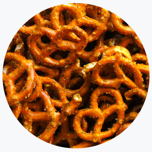 Dill Pickle Pretzels
