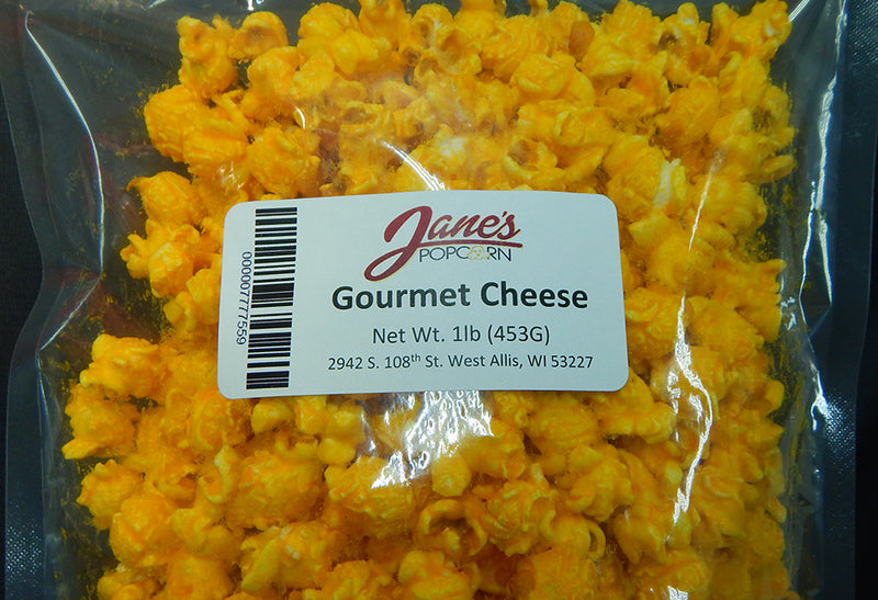 Gourmet Cheese Popcorn