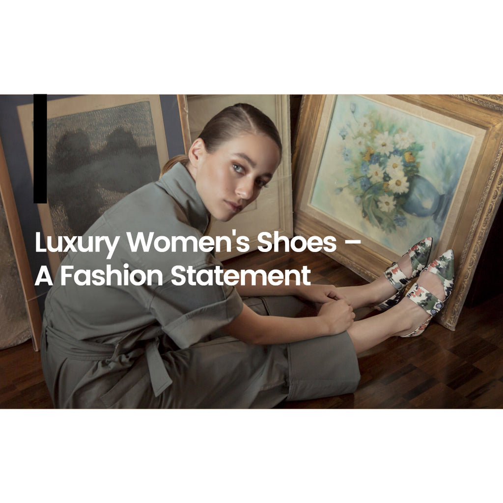 Luxury Women's Shoes – A Fashion Statement