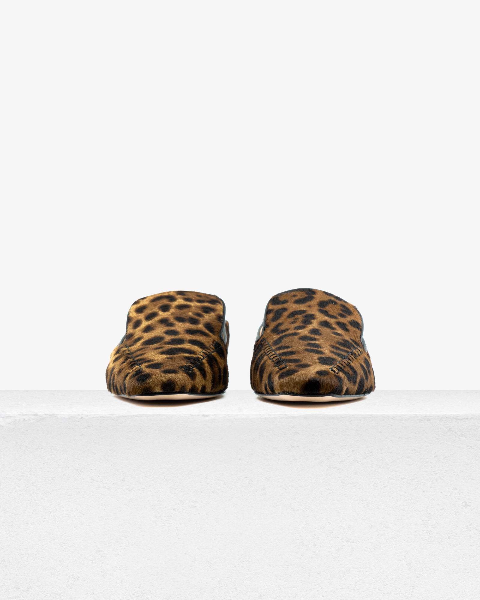 Fortuna Leopard Hair Calf