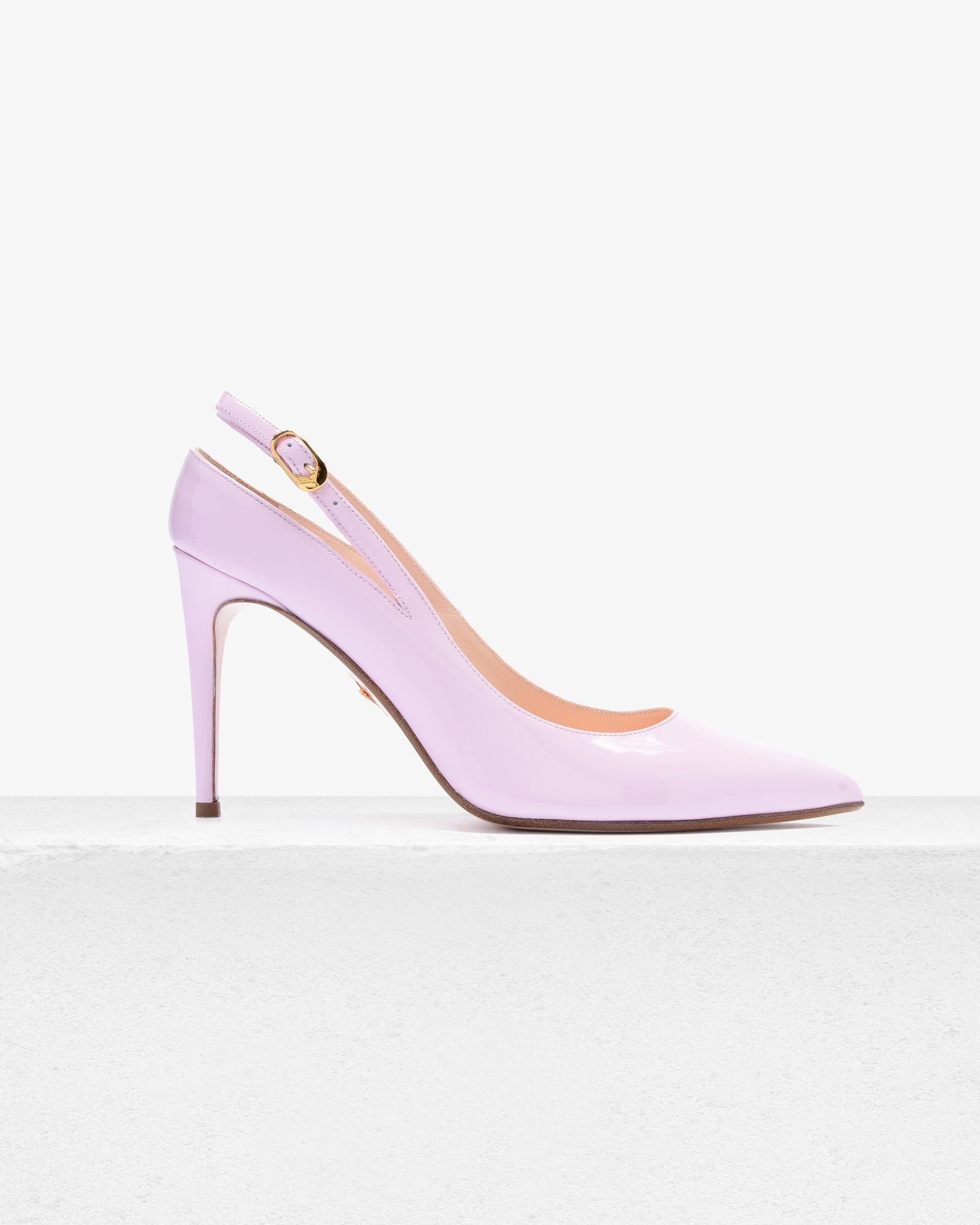 Giada Pink Patent Leather