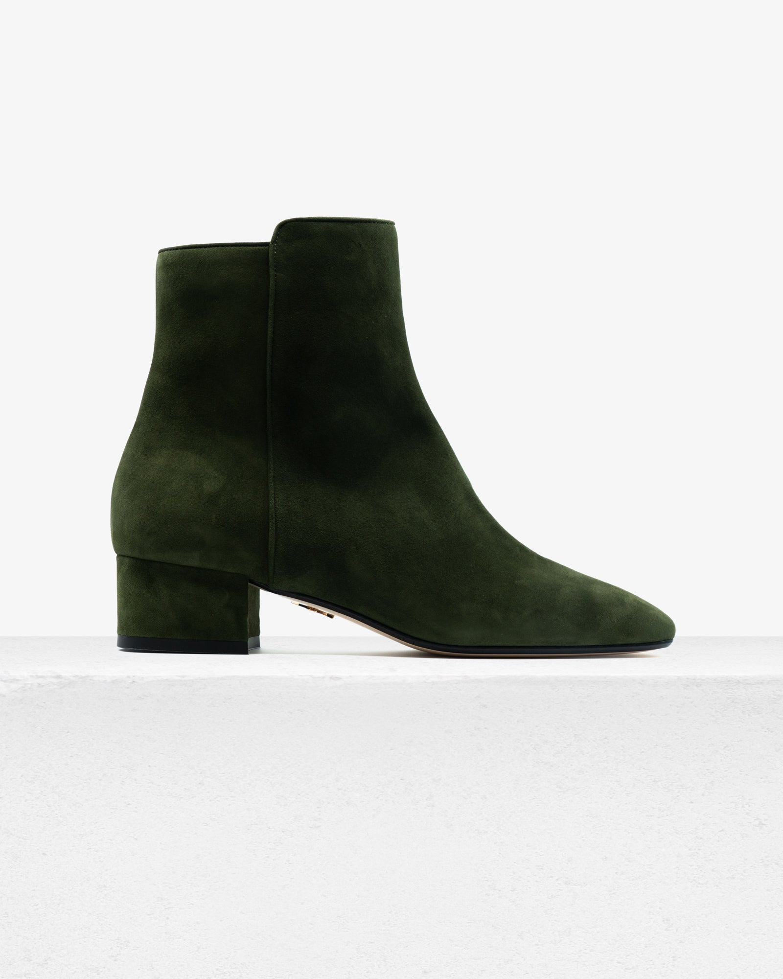 Hunter Sage Suede