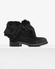 Trapper Boot Black Suede