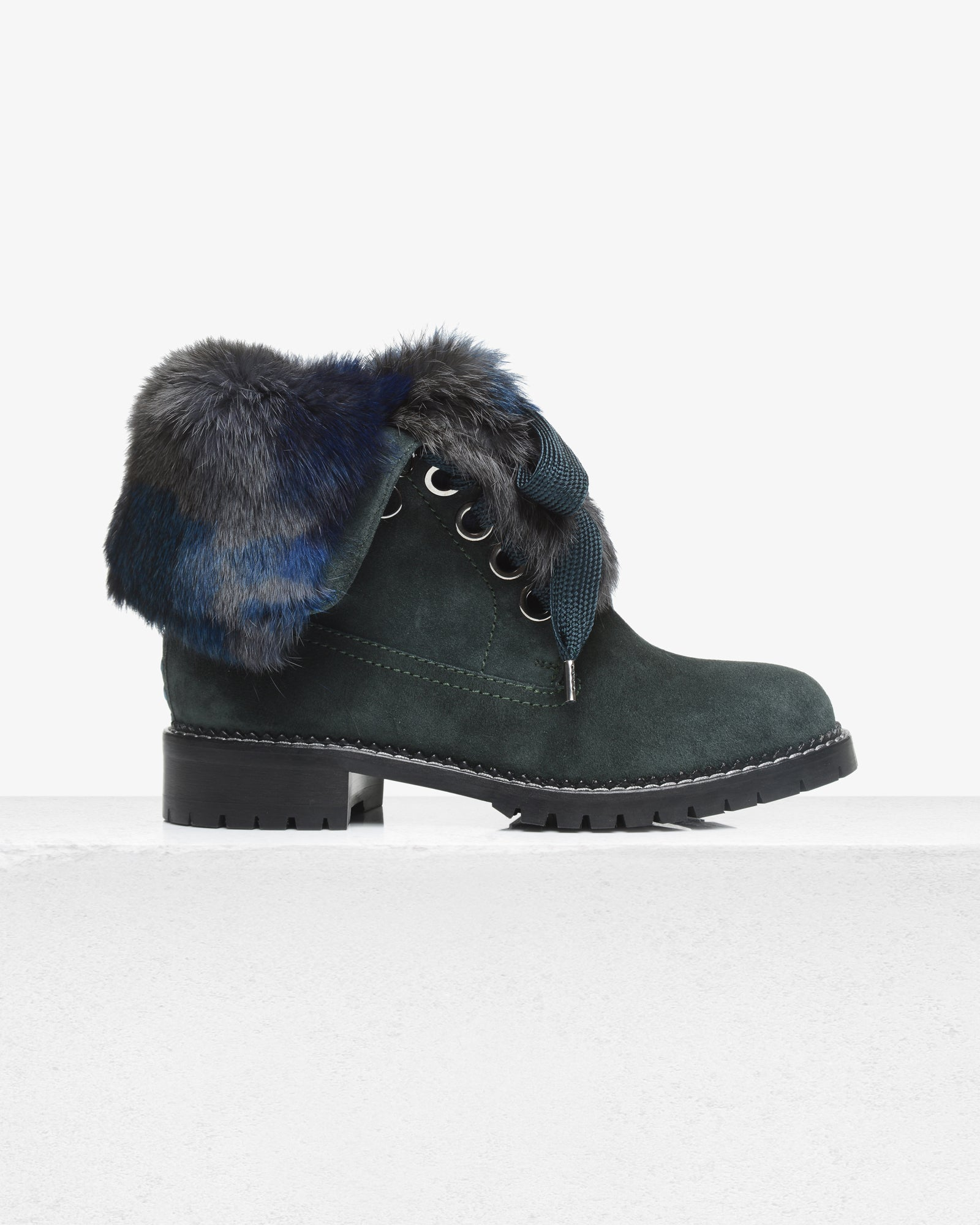 Trapper Boot Hunter Green