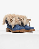 Trapper Boot Blue Jean
