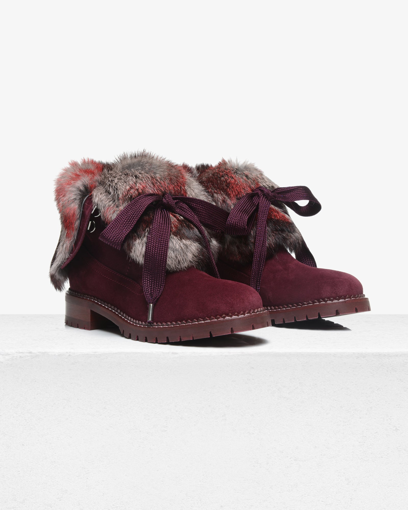 Trapper Boot Burgundy