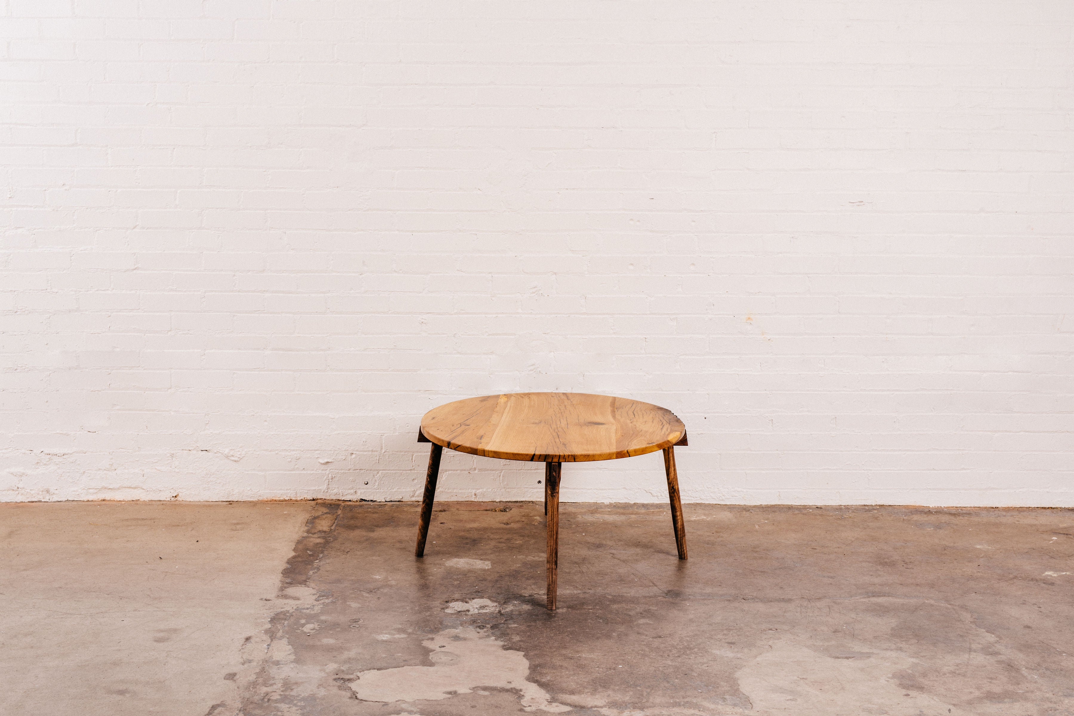 Picture of: Live Edge Oval Coffee Table Urban Timber Harvest