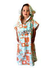 ALL-IN Baby Poncho - B-Girl Vagounettes - Wake Stoff