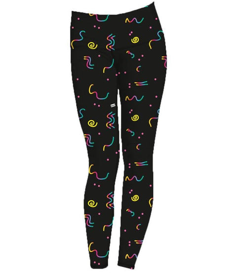 bro! leggings (90's Party) - Wake Stoff