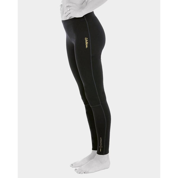 FOLLOW Atlantis Neo Leggings black 2019 - Wake Stoff