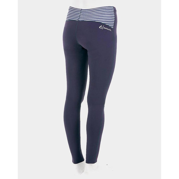 FOLLOW Atlantis Neo Leggings navy 2019 - Wake Stoff