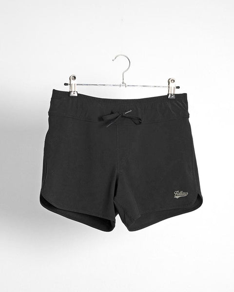 FOLLOW Ladies Pharaoh Ride Shorts black 2020 - Wake Stoff