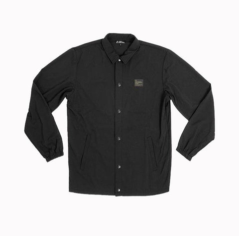 FOLLOW Layer 3.1 Outer Spray Coach black 2019 - Wake Stoff