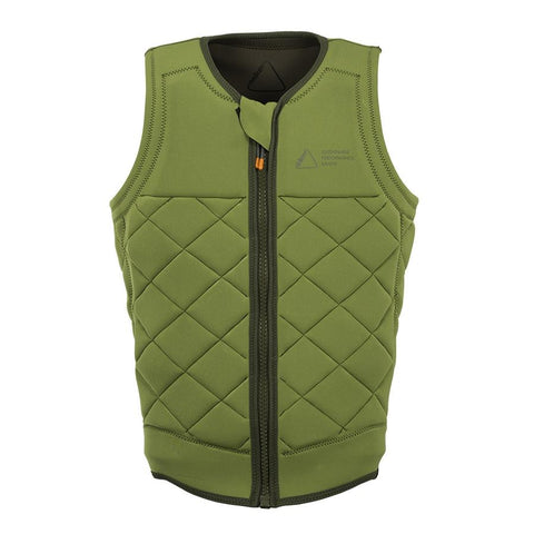 FOLLOW S.P.R. Impact Vest reed 2018 - Wake Stoff