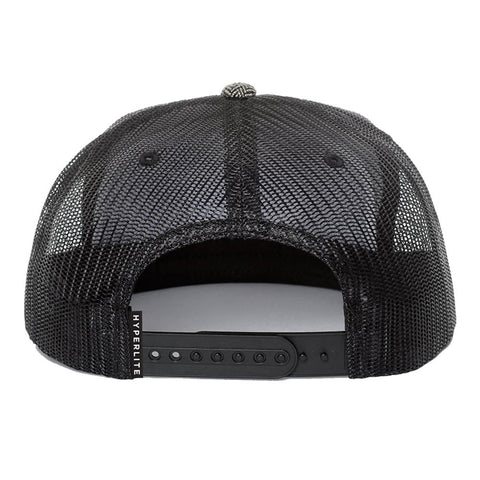 HYPERLITE Box Trucker Hat - Wake Stoff