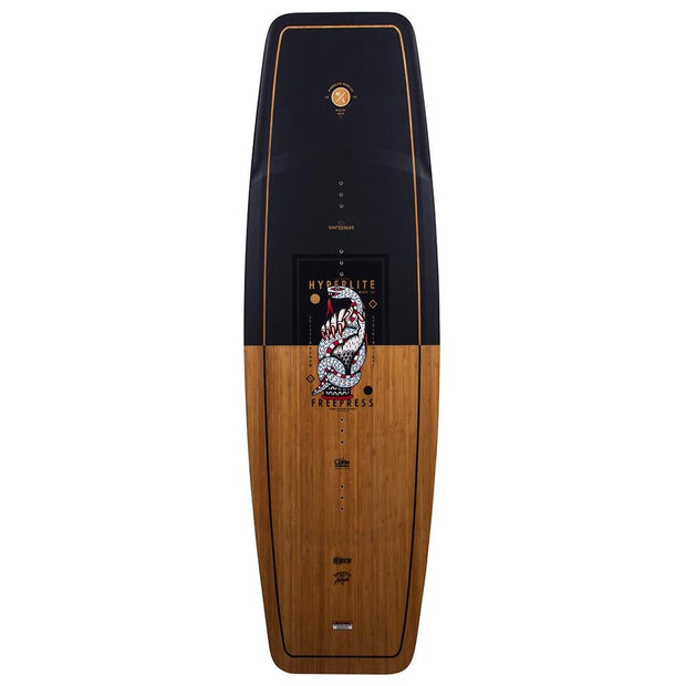 HYPERLITE Freepress Bamboo 148cm 2021 - Wake Stoff