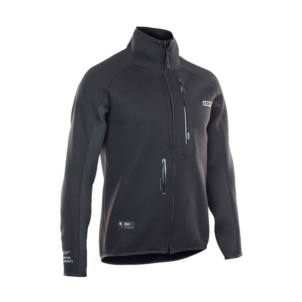 ION Neo Cruise Jacket black 2021 - Wake Stoff