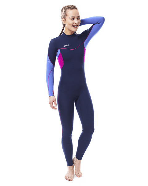 JOBE Victoria 3/2mm Reversible Wetsuit women - Wake Stoff
