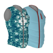 LIQUID FORCE Breeze Comp Vest CE glacier/blue - Wake Stoff