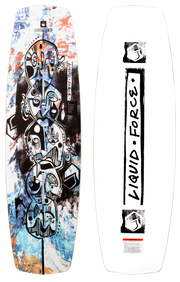 LIQUID FORCE Butterstick Pro 140cm 2021 - Wake Stoff