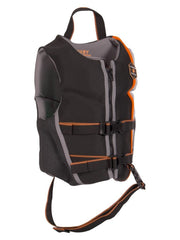 Liquid Force Fury Child CGA Vest blk-org 2020 - Wake Stoff