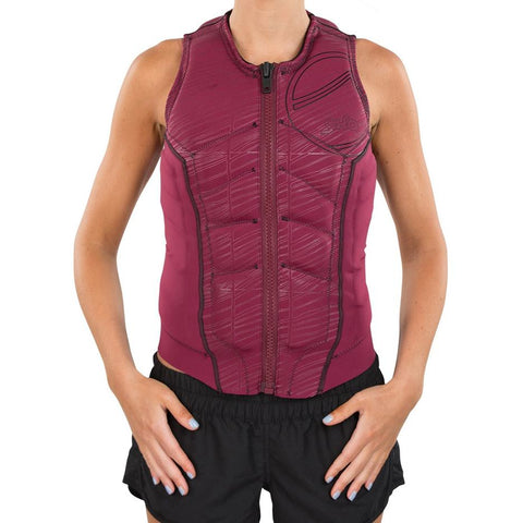 LIQUID FORCE Ghost Women Comp Vest 2018 - Wake Stoff