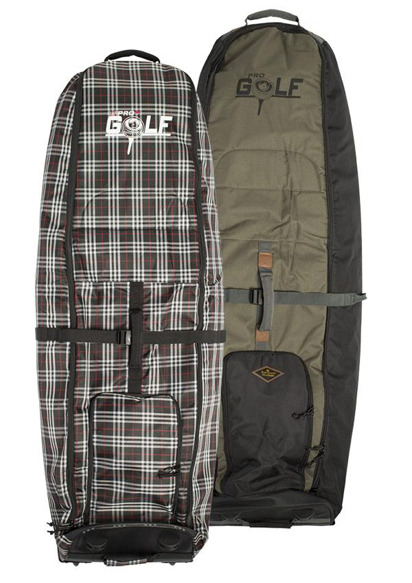 LIQUID FORCE Golfboard Bag Plaid 147cm - Wake Stoff