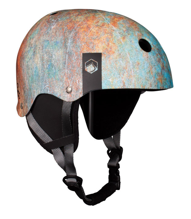 Liquid Force Helmet Flash Ce rust - Wake Stoff