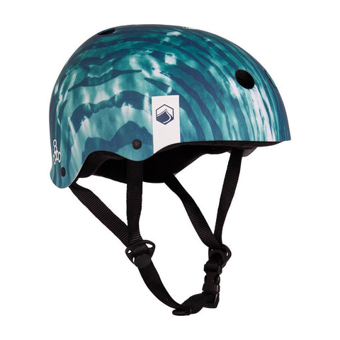 Liquid Force Helmet Flash Ce tie dye - Wake Stoff