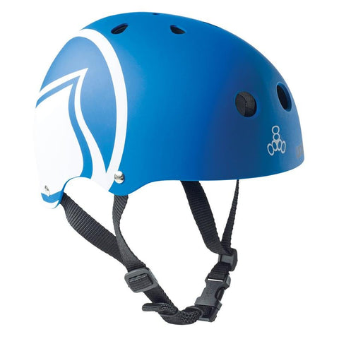 Liquid Force ICON Youth Blue Helmet - Wake Stoff