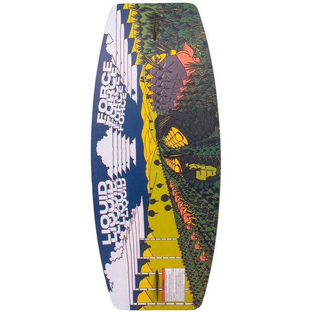 Liquid Force Tao 41 Wakeskate 2021 - Wake Stoff