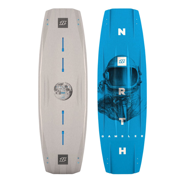 North Kiteboard KTB Gambler 2018 139 - Wake Stoff