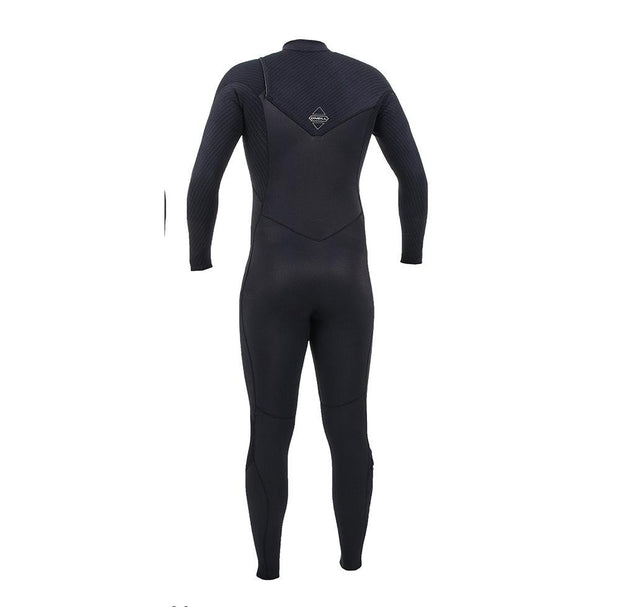 ONEILL Hyperfreak 3/2+mm Chest Zip Full blk/blk - Wake Stoff