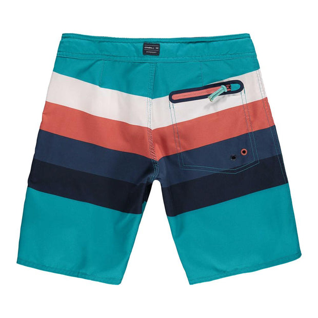 ONEILL PB Throw it Back Youth Boardshort - Wake Stoff