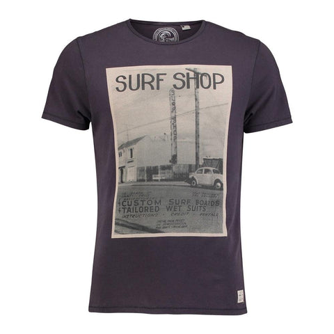 ONEILL The 50´S T-Shirt - Wake Stoff