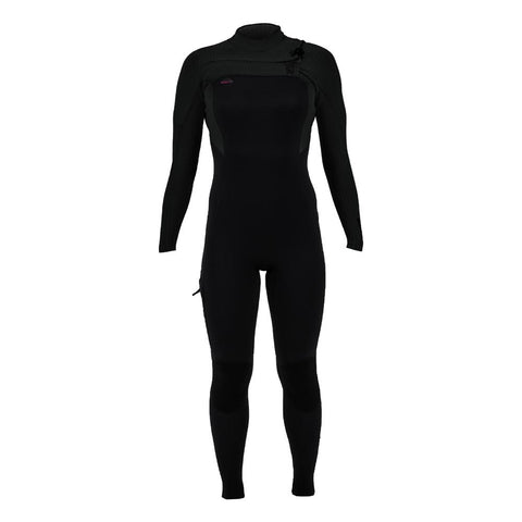 ONEILL wms Hyperfreak 3/2 Chest Zip Full - Wake Stoff