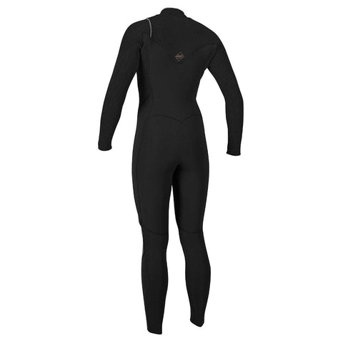 ONEILL wms Hyperfreak 5/4+ Chest Zip Full - Wake Stoff