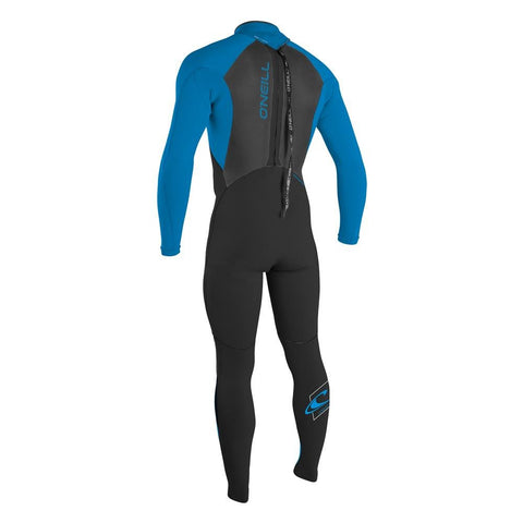ONEILL Youth Epic 5/4 Back Zip Full blue - Wake Stoff