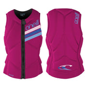 ONEILL Youth Slasher Comp Vest berry - Wake Stoff