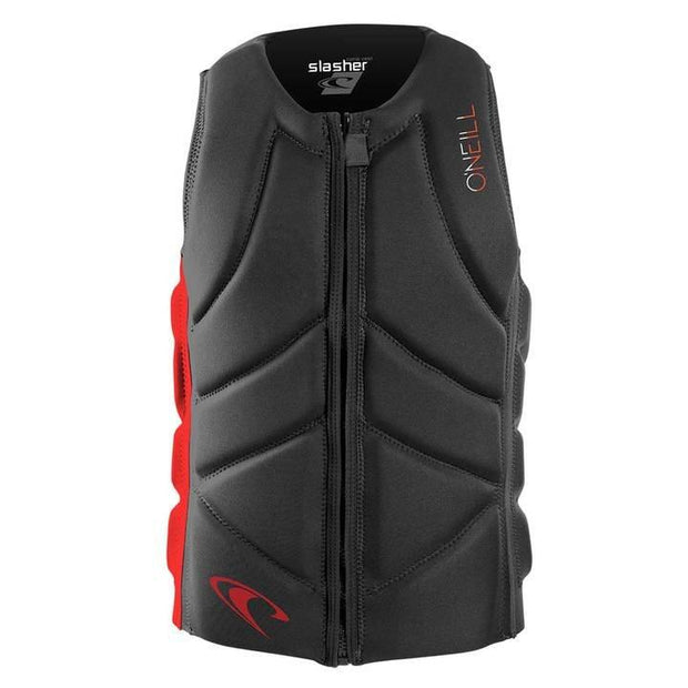ONEILL Youth Slasher Comp Vest graph/red - Wake Stoff