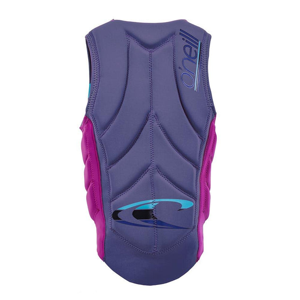 ONEILL Youth Slasher Comp Vest mist/berry - Wake Stoff