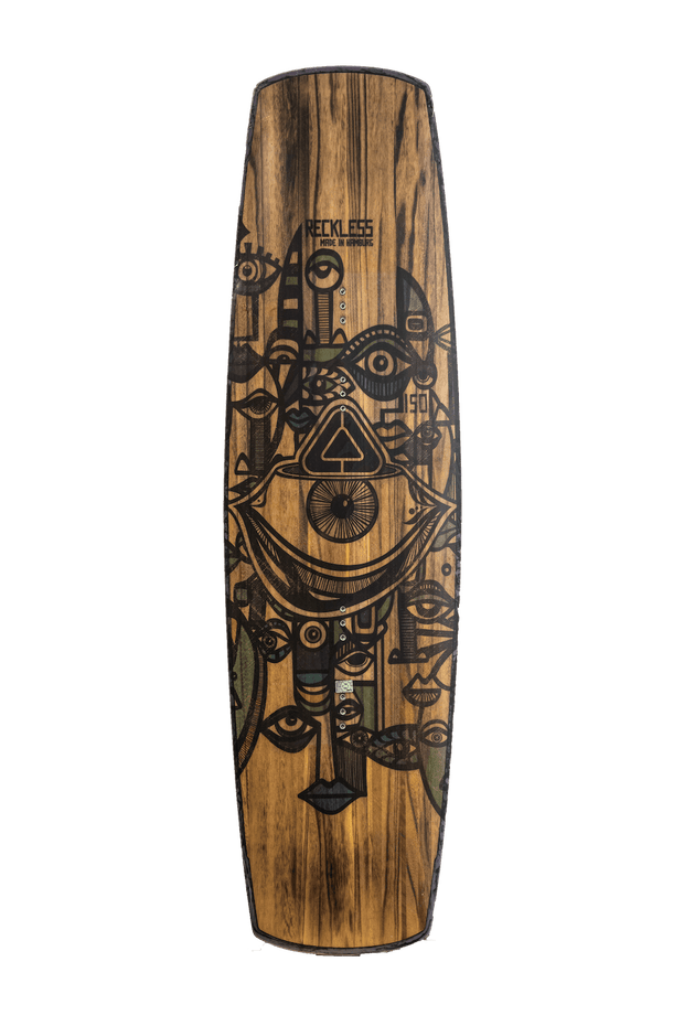 Reckless R.A. Serie 150cm 2021 - Wake Stoff