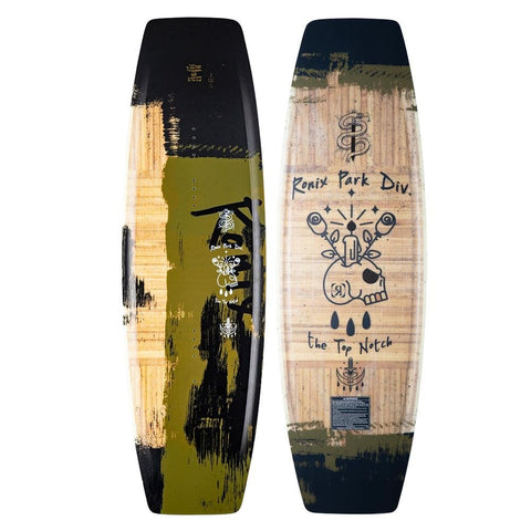 RONIX Top Notch Pro 153cm olive 2020 - Wake Stoff
